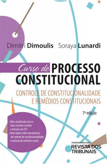 Curso De Processo Constitucional - Controle De Constituciona
