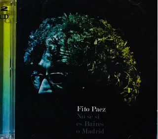 Mg Dvd Fito Paez - No Se Si Es Baires O Madrid / Rock Pop