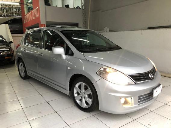 Nissan - Tiida Sl 1.8/1.8 Flex 16v Aut. - Teto Solar - Top
