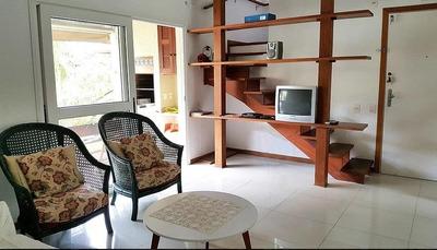 Apartamento Em Lagoa Da Conceição, Florianópolis/sc De 120m² 3 Quartos À Venda Por R$ 890.000,00 Ou Para Locação R$ 3.500,00/mes - Ap181444