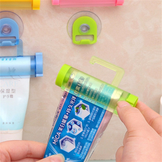 Automatic Toothpaste Dispenser Holder Paste Tube Squeezer Au