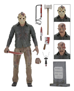 Neca Friday The 13th Ultimate Part 4 Jason Voorhees Figure