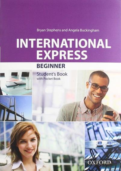 Livro International Express - Beginner: Student´s Book Pack