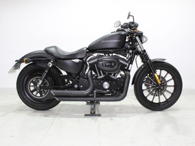 Harley Davidson Sportster Xl 883 N Iron 2011 Preta