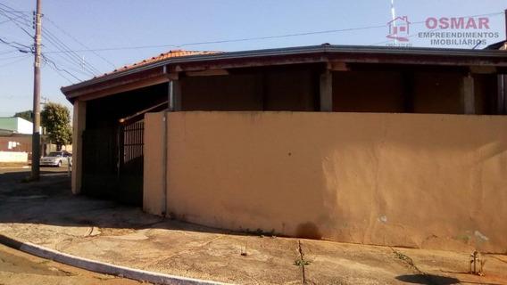 Casa Residencial À Venda, Jardim João Paulo Ii, Sumaré. - Ca0720