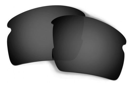 Lente Black Preta P/ Oakley Flak 2.0 Promoção Frete Grátis