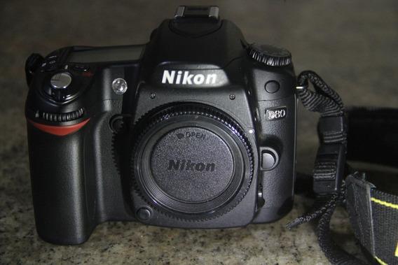 Camera Nikon D80 Completa