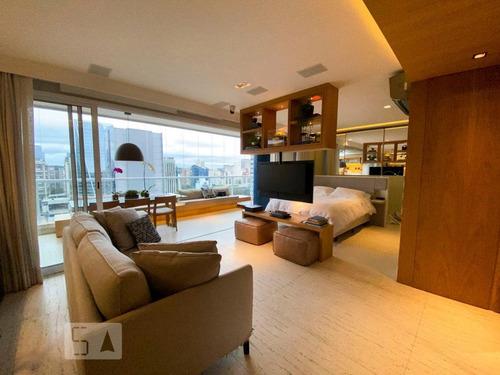 Apartamento À Venda - Itaim Bibi, 1 Quarto,  70 - S893113607