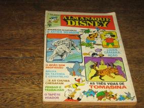 Almanaque Disney Nº 8 Janeiro/1972 Editora Abril Original