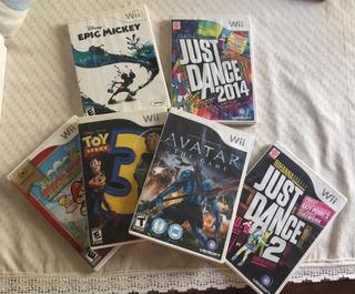 Videojuegos Para Wii