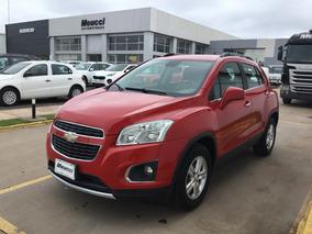 Chevrolet Tracker 1.8 Ltz Mt 140cv Color Rojo Año 2014