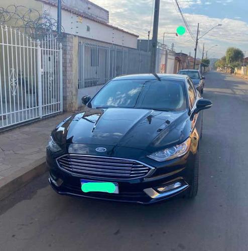 Imagem 1 de 10 de Ford Fusion 2018 2.0 Sel Ecoboost Aut. 4p