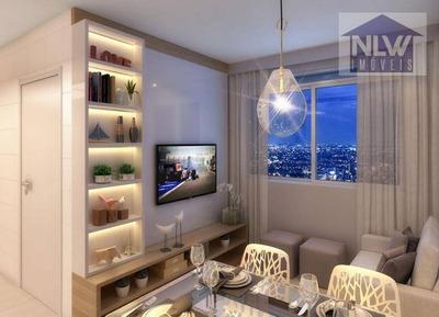 Apartamento Com 2 Dormitórios À Venda, 35 M² Por R$ 139.900 - Cidade Tiradentes - São Paulo/sp - Ap0827