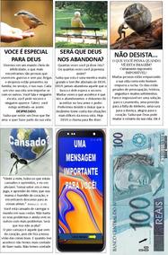 Folhetos Evangelismo - 1200 Unidades