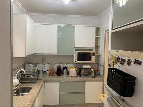 Imagem 1 de 16 de Apartamento Alto Do Ipiranga Mogi Das Cruzes/sp - 3144
