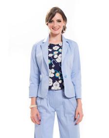Blazer Feminino Moda Evangélica Elegante Cores Moda (05728)