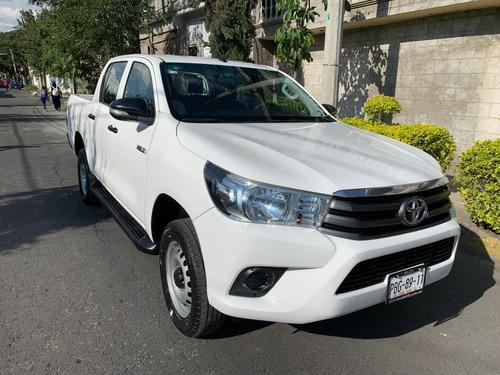 Imagen 1 de 15 de Toyota Hilux Doble Cabina