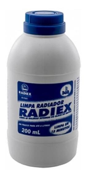 Limpa Radiador 200 Ml Orgânico Arrefecimento Radiex