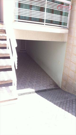 Casa Residencial À Venda, Santana, São Paulo - Ca0596. - Ca0596