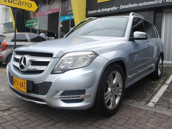 Mercedes Benz Clase Glk 220 Cdi 4matic