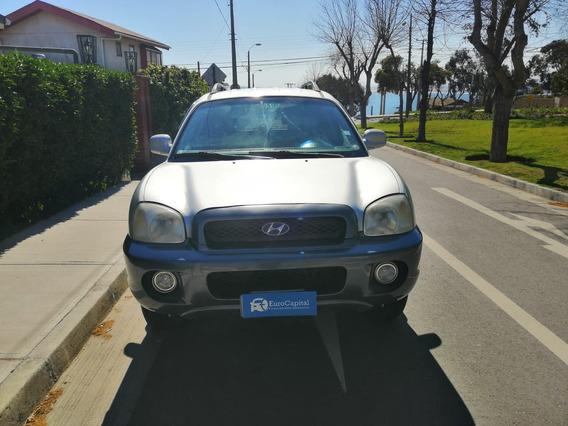 Hyundai Santa Fe 2.7 Gls 4wd At 2004