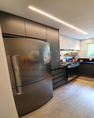 Casa De 270m² 3 Dormitórios Condomínio Fechado - Vila São Silvestre - Ca04833 - 69272468