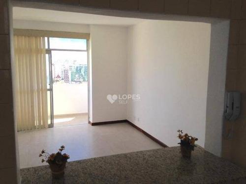 Apartamento À Venda, 56 M² Por R$ 285.000,00 - Centro - Niterói/rj - Ap38498