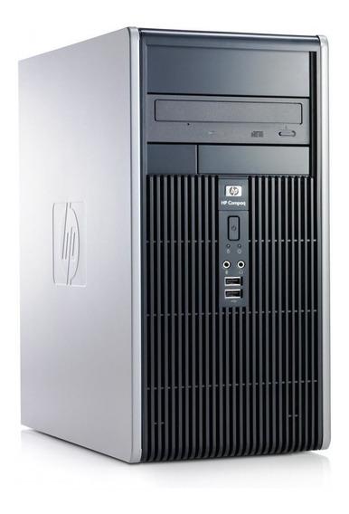 Computador Cpu Compaq 5750 Amd Sempron 3400 Ram 2gb Hd 160gb
