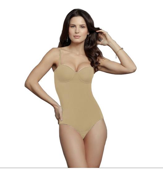 Body Cinta Modeladora C/ Bojo Tomara Que Caia Lucitex 1376