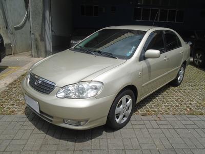 Toyota Corolla Xei Mecânico - 2005 - Km 71.800
