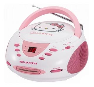 Radio Kt2024a Cd Radio Am/fm Hello Kitty