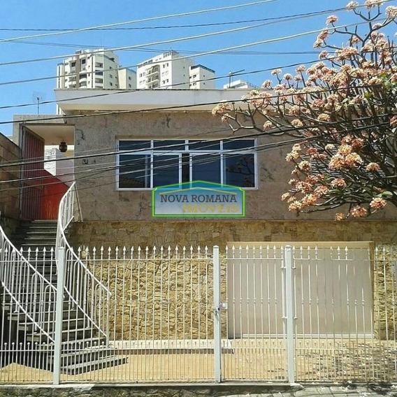 Casa Residencial À Venda, Parque Mandaqui, São Paulo - Ca0625. - 2480