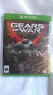 Gears Of War Ultimate Edition- Nuevo Y Sellado - Xbox One