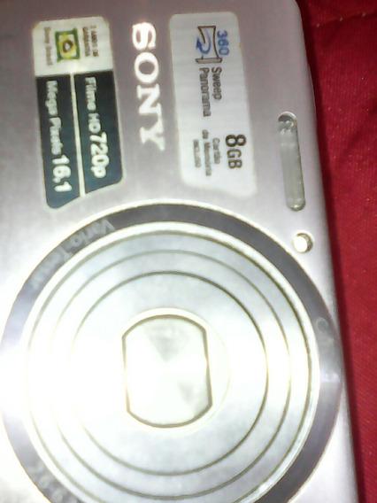 Câmera Fotografica Da Sony