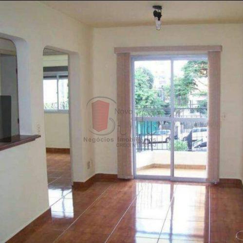 Imagem 1 de 13 de Apartamento - Pinheiros - Ref: 9185 - L-9185