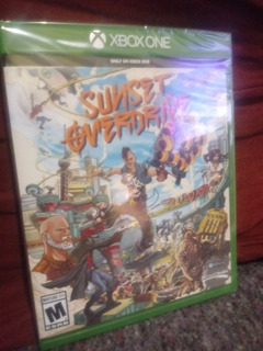 Sunset Overdrive Xbox One Nuevo