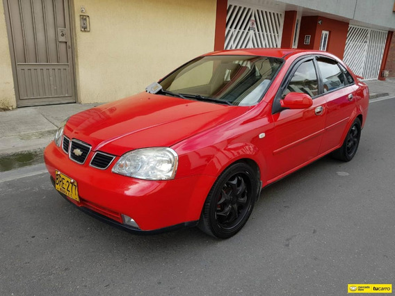 Chevrolet Optra 1.4 M.t A.a Full Equipo