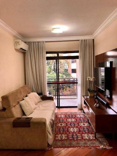 Apartamento Com 3 Dormitórios À Venda, 97 M² Por R$ 790.000,00 - Vila Mariana - São Paulo/sp - Ap10061