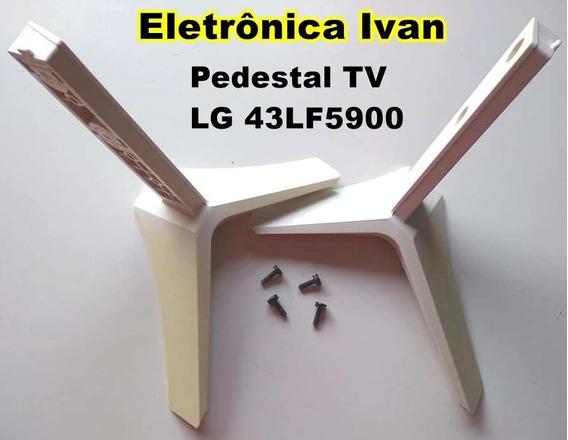 Pedestal Tv LG Modelo 43lf5900
