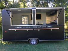 Alquiler De Food Truck Gastronomico Equipado