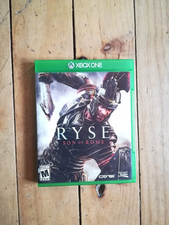 Ryse Son Of Rome Xbox One. Envios A Todo Chile.