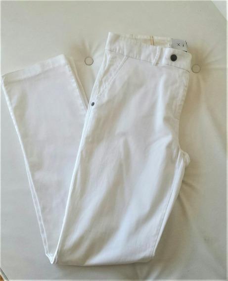 Pantalón Kill Cintura Alta De Vestir Elastizado Tipo Vintage