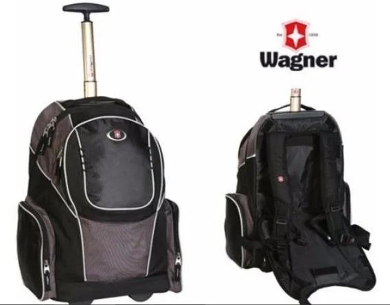 Mochila Wagner Sleigh C/ruedas - 44lts