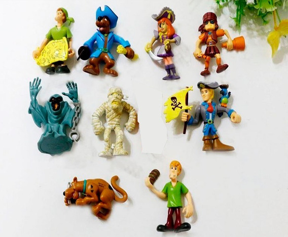 Scooby-doo Set 9pz