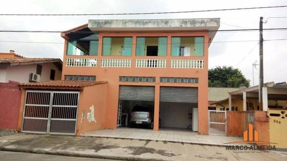 Sobrado Comercial À Venda, Grandesp, Itanhaém - So0014. - So0014