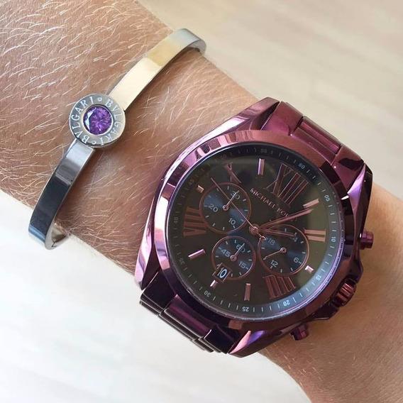 Relógio Michael Kors Bradshaw Mk6398