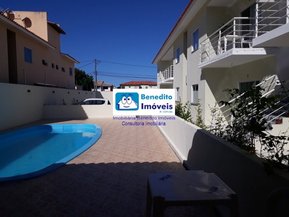 Vendo Apartamento 2/4 Novo Em Porto Seguro R$280.000,00 - 1781