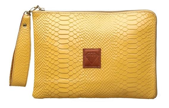 Sobre Dorado Cuero Croco Dior