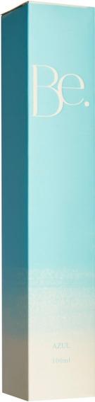Perfume Be Colônia Nacional Azul 100ml