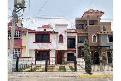 Casa En Renta En Fraccionamiento La Esmeralda Cerca Del Parque Caña Hueca